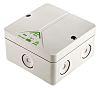 Spelsberg Abox Junction Box, IP65, 93mm x 93mm