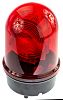 Werma 884 Red Incandescent Beacon, 24 V ac/dc,