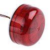 Klaxon Flashguard QBS Red Xenon Beacon, 12 V