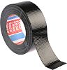 RS PRO PE Coated Black Duct Tape, 48mm