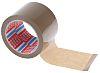 Tesa 4089 Brown Packing Tape, 66m x 75mm