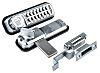 Aluminium Mechanical Brushed Code Lock