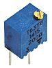 200Ω, Through Hole Trimmer Potentiometer 0.25W Top Adjust