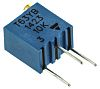 10kΩ, Through Hole Trimmer Potentiometer 0.25W Top Adjust