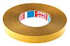 Tesa 51970 Transparent Double Sided Plastic Tape, 19mm