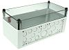 Spelsberg AKL, Grey, Transparent Polystyrene Enclosure, IP65, 300