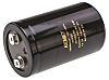 KEMET 0.1F Electrolytic Capacitor 40V dc, Screw Mount