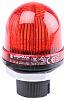 Werma 801 Red LED Beacon, 230 V ac,
