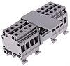 Entrelec Distribution Block, 10-70 inputmm², 2 Way, 200A,