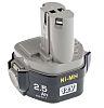 Makita 193100-4 2.6Ah 12V Power Tool Battery, For
