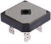 Vishay VS-GBPC3510A, Bridge Rectifier, 35A 1000V, 4-Pin GBPC-A
