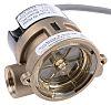 Gems Sensors RFS Series RotorFlow Electronic Flow Sensor, 15 L/min → 75 L/min