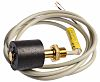 Gems Sensors Horizontal, Vertical Float Switch, Brass/NBR, Relay,