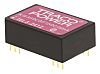 TRACOPOWER TEL 3 3W Isolated DC-DC Converter Through