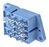 Finder 11 Pin Relay Socket, 250V ac for