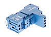 Finder 94 Relay Socket for use with 55.34, 85.04, 55.32 Series Relay 14 Pin, 250V ac