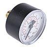 WIKA Back Entry Pressure Gauge 10bar RS Calibration, 7203493