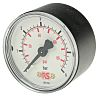 WIKA Back Entry Pressure Gauge 6bar RS Calibration, 7203522