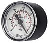 WIKA 7203726 Analogue Positive Pressure Gauge Back Entry
