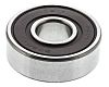 8mm Deep Groove Ball Bearing 22mm O.D