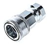 Parker Steel Female Hydraulic Quick Connect Coupling 6603-8-10