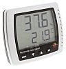 Testo 608-H1 Digital Hygrometer, Max Temperature +50°C, Max Humidity 95%RH With RS Calibration