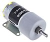 RS PRO Brushed Geared DC Geared Motor, 1.71