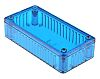 Hammond 1591, Blue Polycarbonate Enclosure, IP54, 100 x