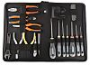 Bahco 17 Piece Electricians Tool Kit with Pouch