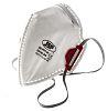 JSP BEB130-101-A00 Disposable Face Mask, FFP3, Valved