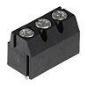 Bornier pour circuit imprimé Weidmüller 3 contacts 1 rangée(s) pas de 5.08mm série PM 5.08
