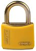 ABUS XR0084T40KA2 All Weather Brass Safety Padlock Keyed