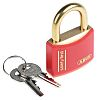 ABUS XR0084T40KA4 All Weather Brass Safety Padlock Keyed