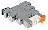 Phoenix Contact PLC-RSC-120UC/21-21 Series , 110V ac/dc DPDT