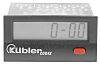 Kubler Hour Counter, 8 digits, LCD, Screw Connection,