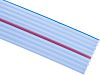 TE Connectivity 9 Way Unscreened Flat Ribbon Cable,