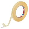 Tesa 64621 White Double Sided Plastic Tape, 12mm