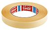 Tesa 64621 White Double Sided Plastic Tape, 19mm