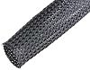 SES Sterling Expandable Braided PET Black Cable Sleeve,