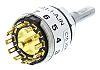Grayhill, 12 Position SP Rotary Switch, 200 mA @ 30 V dc, Solder