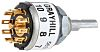 Grayhill, 10 Position SP10T Rotary Switch, 200 mA