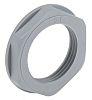 Lapp Grey Fibreglass PA Cable Gland Locknut, PG16