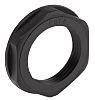 Lapp Black Fibreglass PA Cable Gland Locknut, PG16