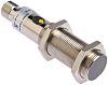 Baumer 78.5mm Flush Mount Capacitive sensor, PNP-NO Output,