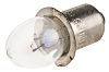 Vacuum Replacement Torch Bulb, Standard Bayonet, 2.4 V,