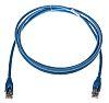 COMMSCOPE Blue Cat6 Cable U/UTP LSZH, 2m