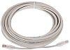 Molex Premise Networks Grey PVC Cat5e Cable U/UTP,