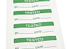 RS PRO Pre-Printed Adhesive Label-Tested-. Quantity: 170