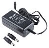 Mascot 9V dc Power Supply, 1.5A, 2-Pin IEC Connector Medically Approved