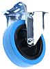 Tente Fixed Castor Wheel, 250kg Load Capacity, 125mm